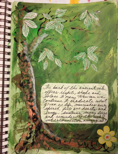 Life Journal Ideas Nature Writing Prompts