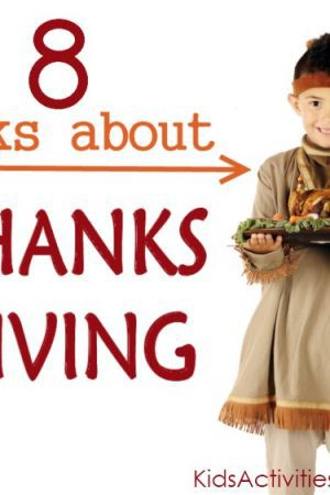 8 Great Thanksgiving books for kids to read
