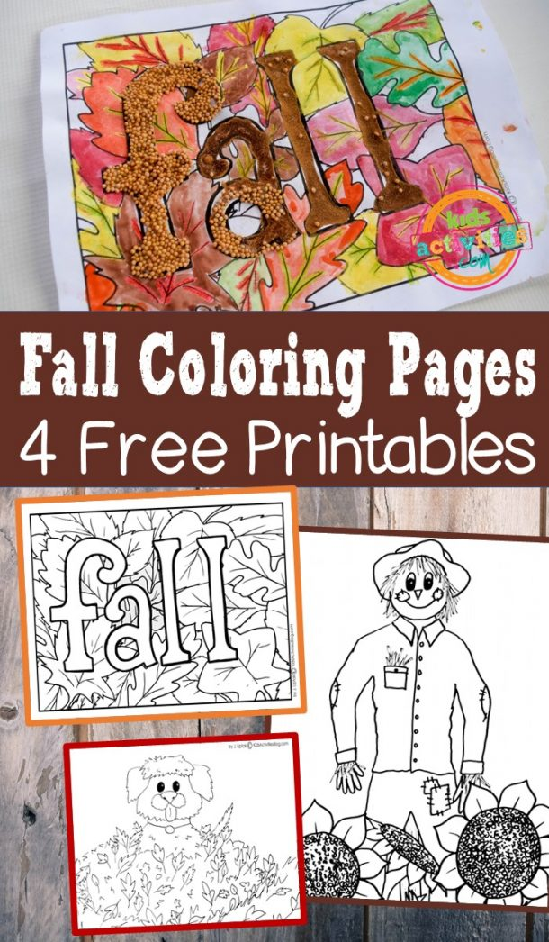 image relating to Printable Fall Color Pages referred to as No cost Printable Tumble Coloring Internet pages