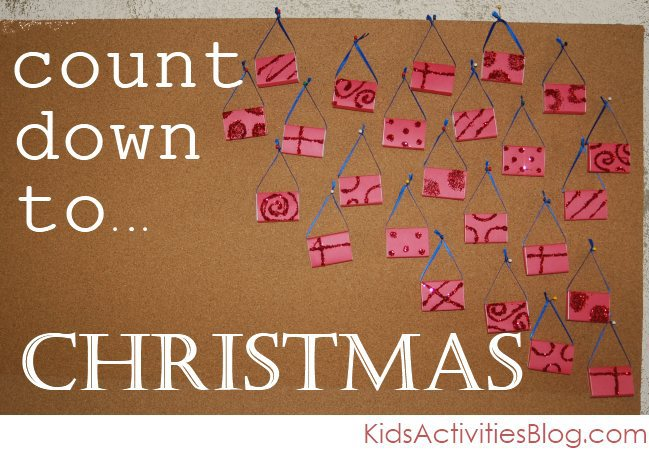 Here is a printable with dozens of Christmas Activities to help et your kids in the spirit.
