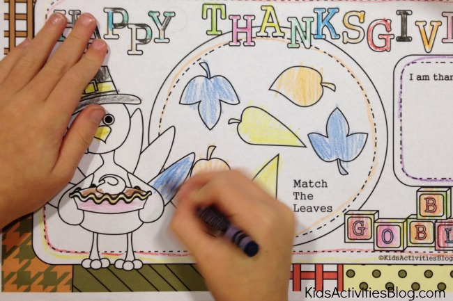 coloring page colored