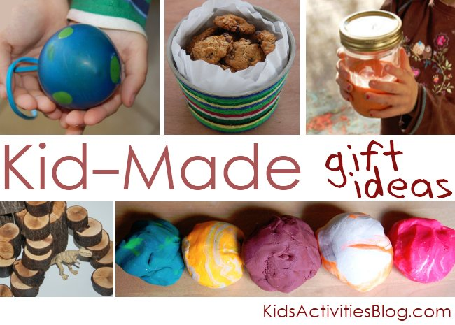 December activities gift ideas for your kids to make for others negle Choice Image