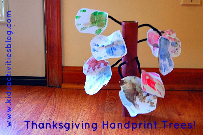 Thanksgiving Crafts to Do at Home