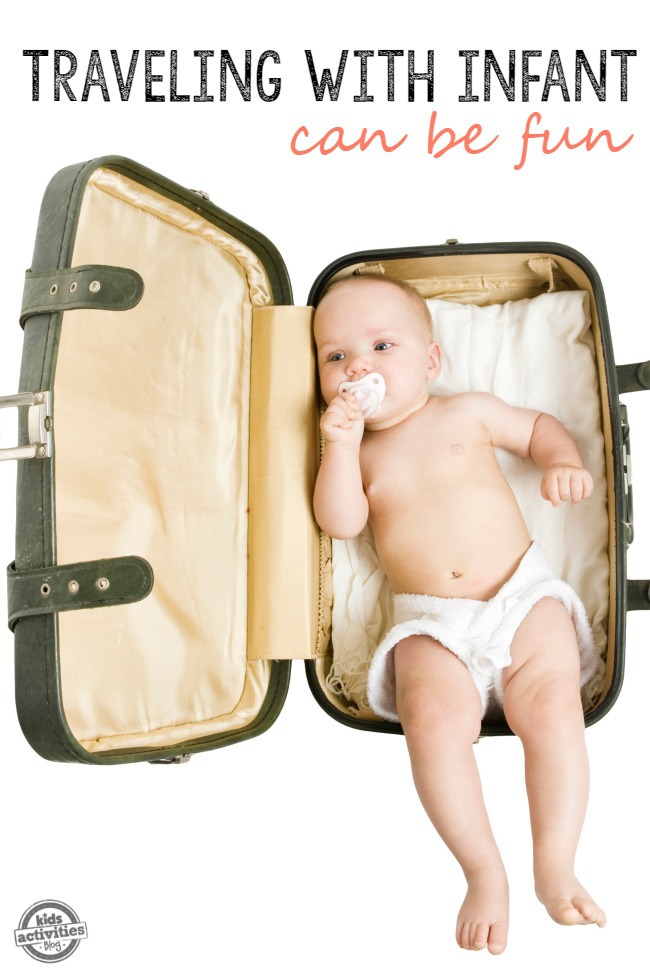 traveling with infant