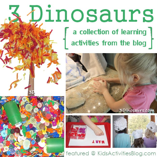 Learning activities {and Printables!} for Kids