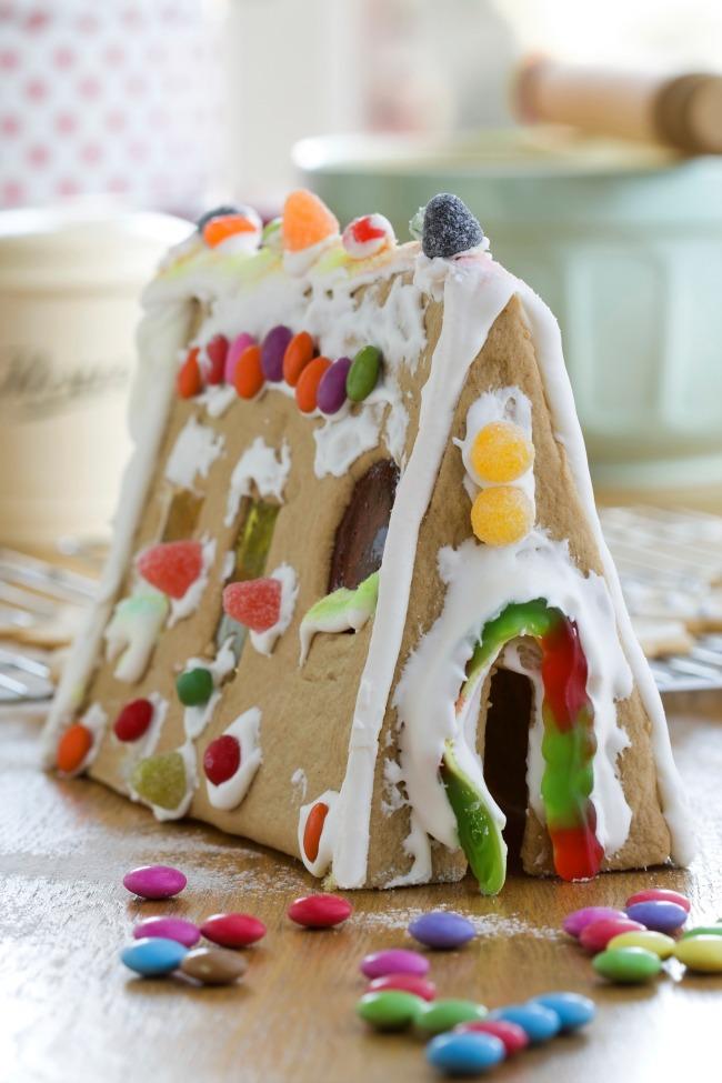 The BEST} Gingerbread House Glue - Kids Activities Blog
