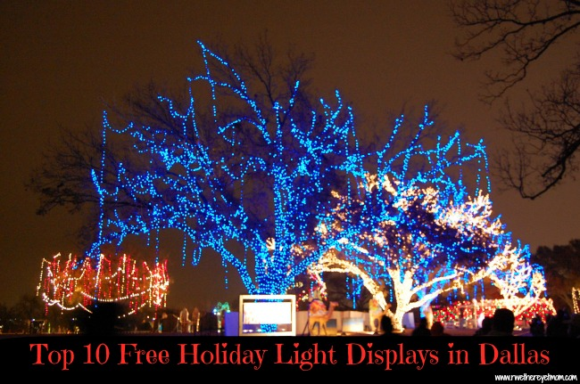 One Of Our Favorite Things To Do Around The Holiday Is To Try To Take In As  Many Holiday Light Displays As We Can. And With So Many Here In The Dallas  ...