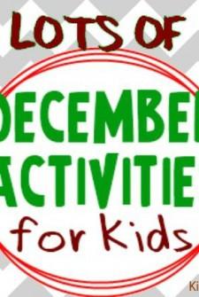 December Activities: DIY Ornament {Kid Made}
