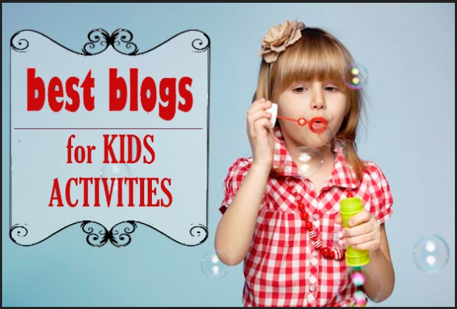 Best Blogs:  A review of a kids activities blog