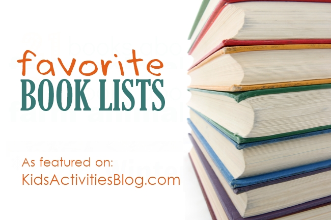 A collection of activities:  Great books for kids to read.