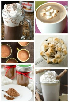 20 {Yummy} Recipes for Hot Chocolate