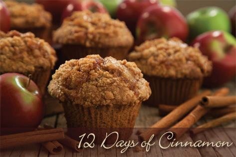 Mimi's Cafe ~ 12 Days of Cinnamon + Win Mimi's Gift Cards!