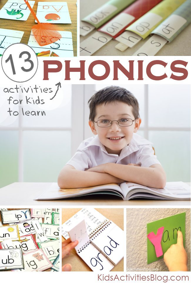 Phonic Sounds Activities Phonics Activities