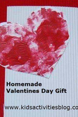 Homemade Valentines Day Gift