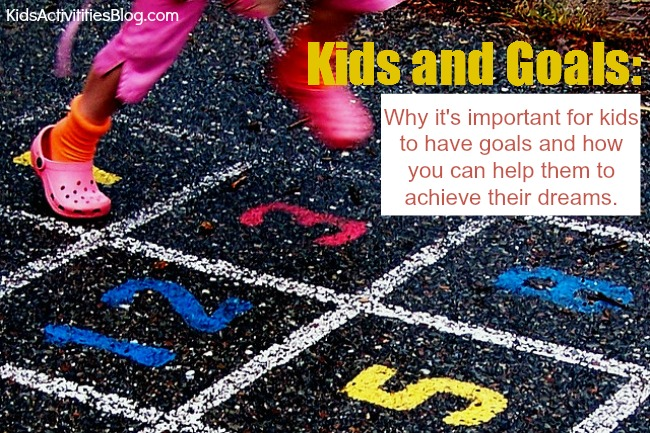 Teach Kids How To Set Goals for Lifelong Success