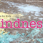 What is Kindness? Parenting advice for teaching our kids