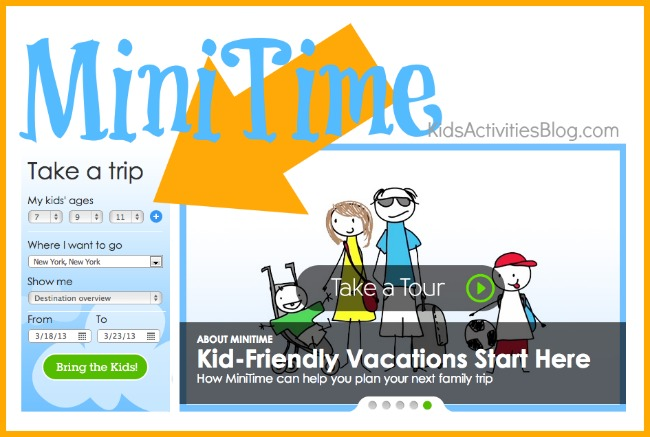 MiniTime your family vacation