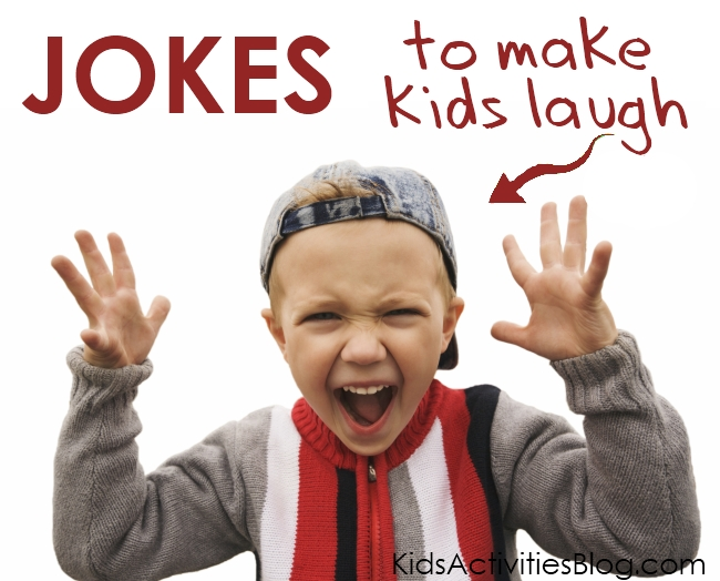 A collection of the best jokes for kids