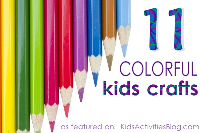 11 fun ways for your kids to play with color