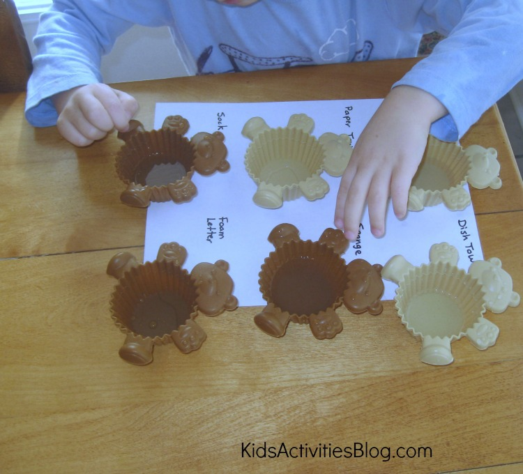 Kids Activities: Learning with a Water Experiment