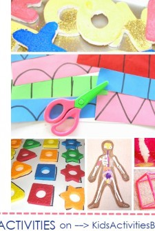 9 activities for preschooler kids tolearn together, through play