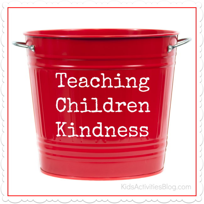 learning to be kind