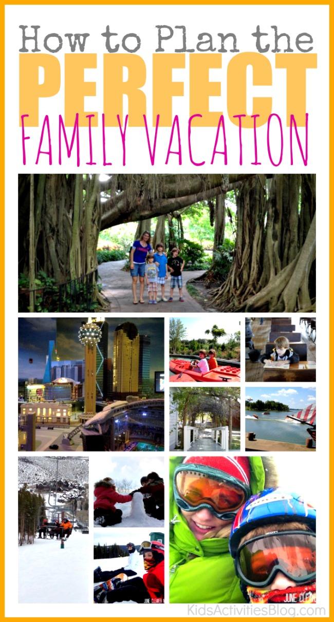 my family vacation minitime