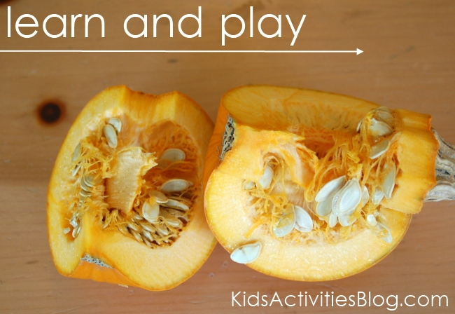 pumpkin play and learn