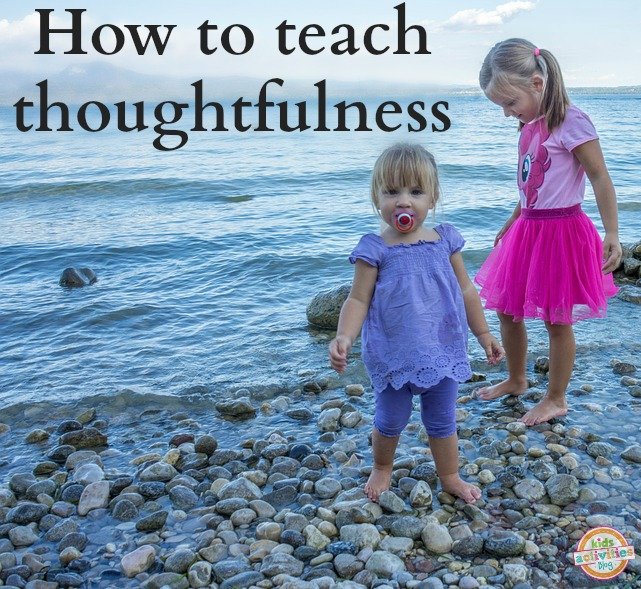teaching thoughtfulness