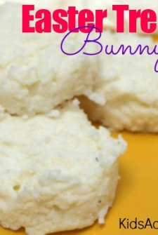 Easter Treats for Kids {Yummy Bunny Tails}