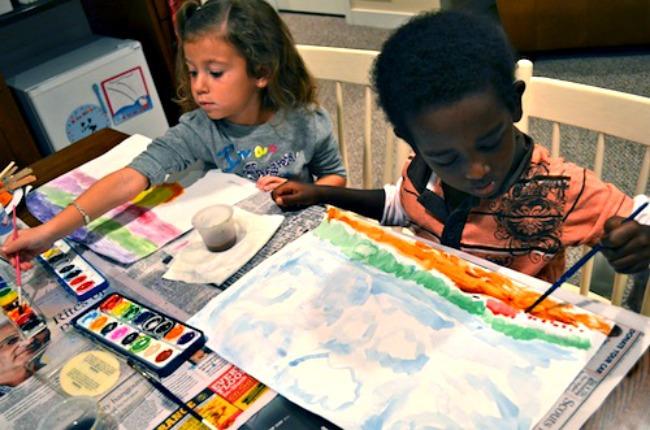 Kid World Citizen kids activities