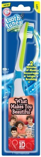 One Direction Tooth Brush