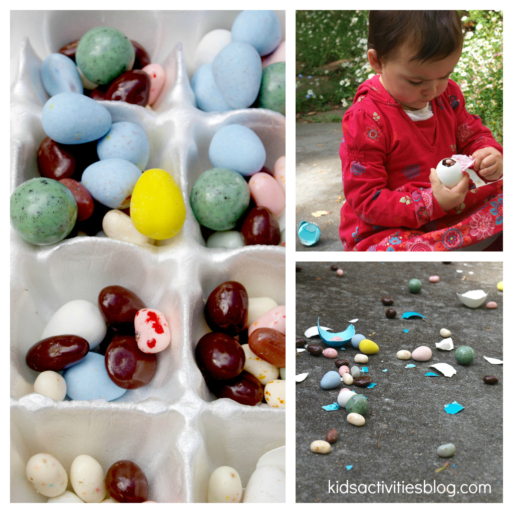 This simple egg tutorial will help you make filled egg Easter treats for your kids