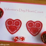 Valentines Day Math Game for Kids!