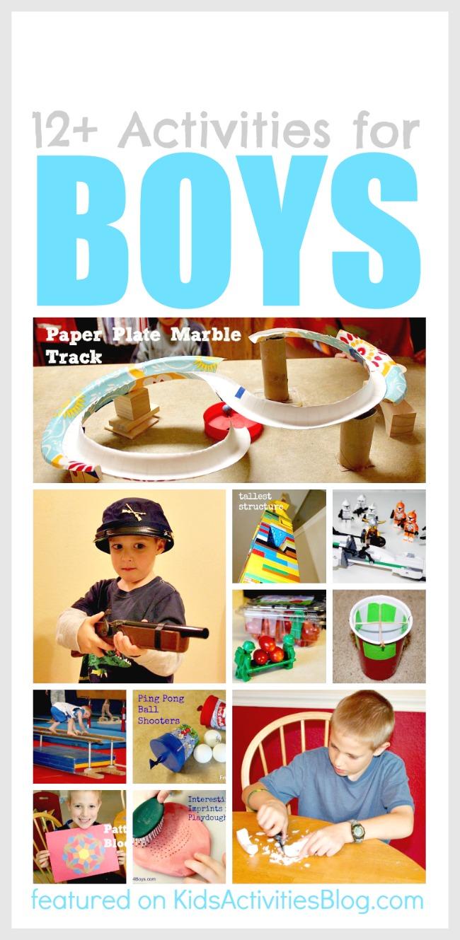 boy activities