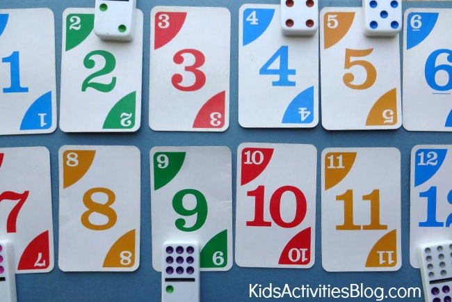 fun math games to play
