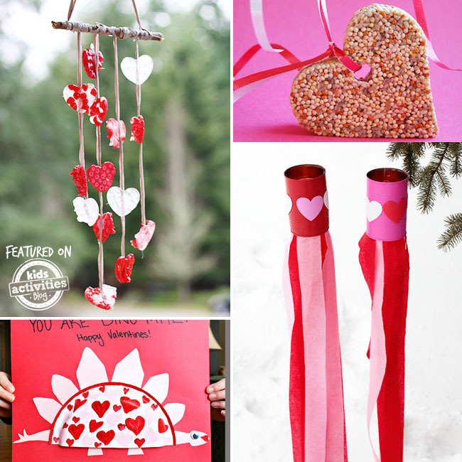20 Of Our Favorite Valentines Day Crafts