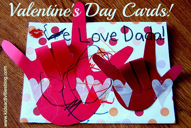 show love valentines cards