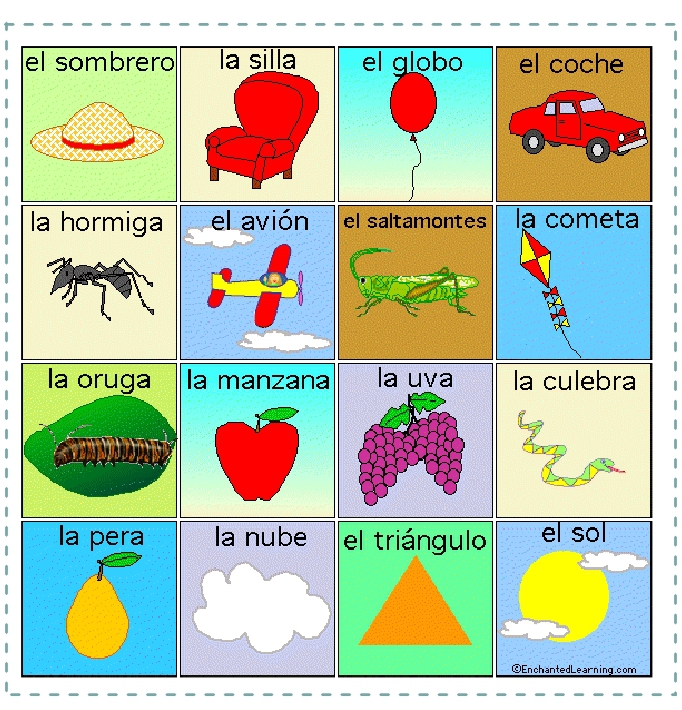 Card games play loteria spanish game