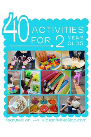 40 activities for 2 year olds feature