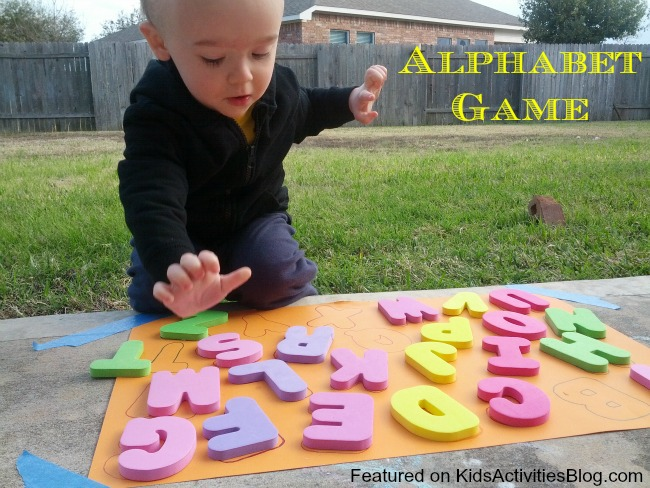 Alaphabet Game