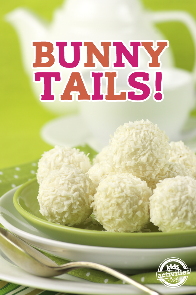 Easter Treats Bunny Tails