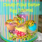 Egg Tutorial: Filled Egg {Easter Treats}