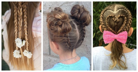 Hair Styles For Boys: Hairstyles For Girls