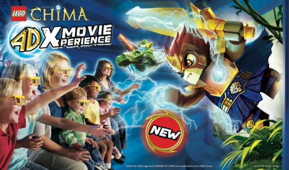 Legends of Chima Graphic