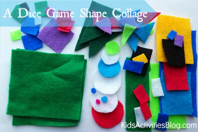 {Preschool} Math Games: Basic Shapes Counting Game