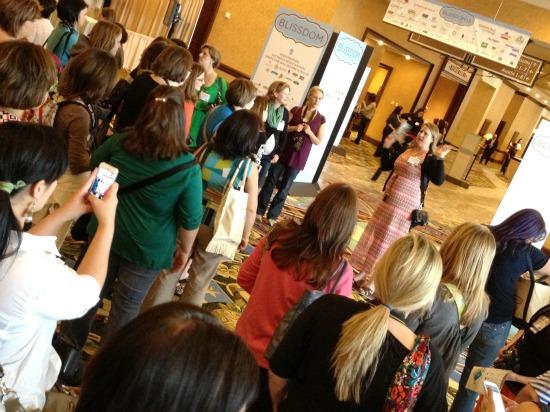 BlissDom blogging conference dallas