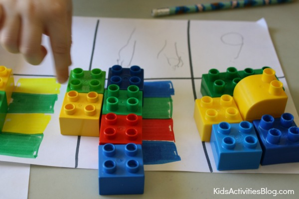 Lego Activities for Play and Learning Fun {10 Things to do with Legos}