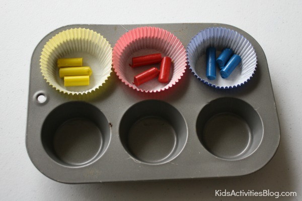 Crayon Activity for Parents {DIY crayons that kids will love!}