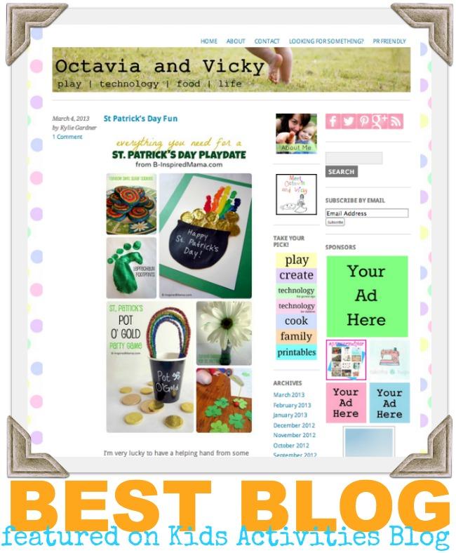 octavia and vicky